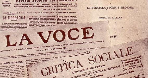 """Chi se la ricorda la stagione novecentesca delle riviste letterarie fiorentine, quando Firenze era una capitale culturale non solo italiana?… Ora, proveniente dal tardo-secondonovecento, c'è """"Il Portolano"""" – […]"""