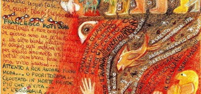 """Quest'opera è stata realizzata dall'artista Annamaria Squadrito, come dedica al nuovo singolo """"Tàn Tàn Tàn"""" di Francesco Foti, di cui si discute ampiamente in questo numero di Lunarionuovo. […]"""