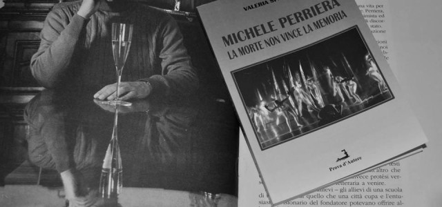 Recensione del nuovo saggio su Michele Perriera di Valeria Spallino.