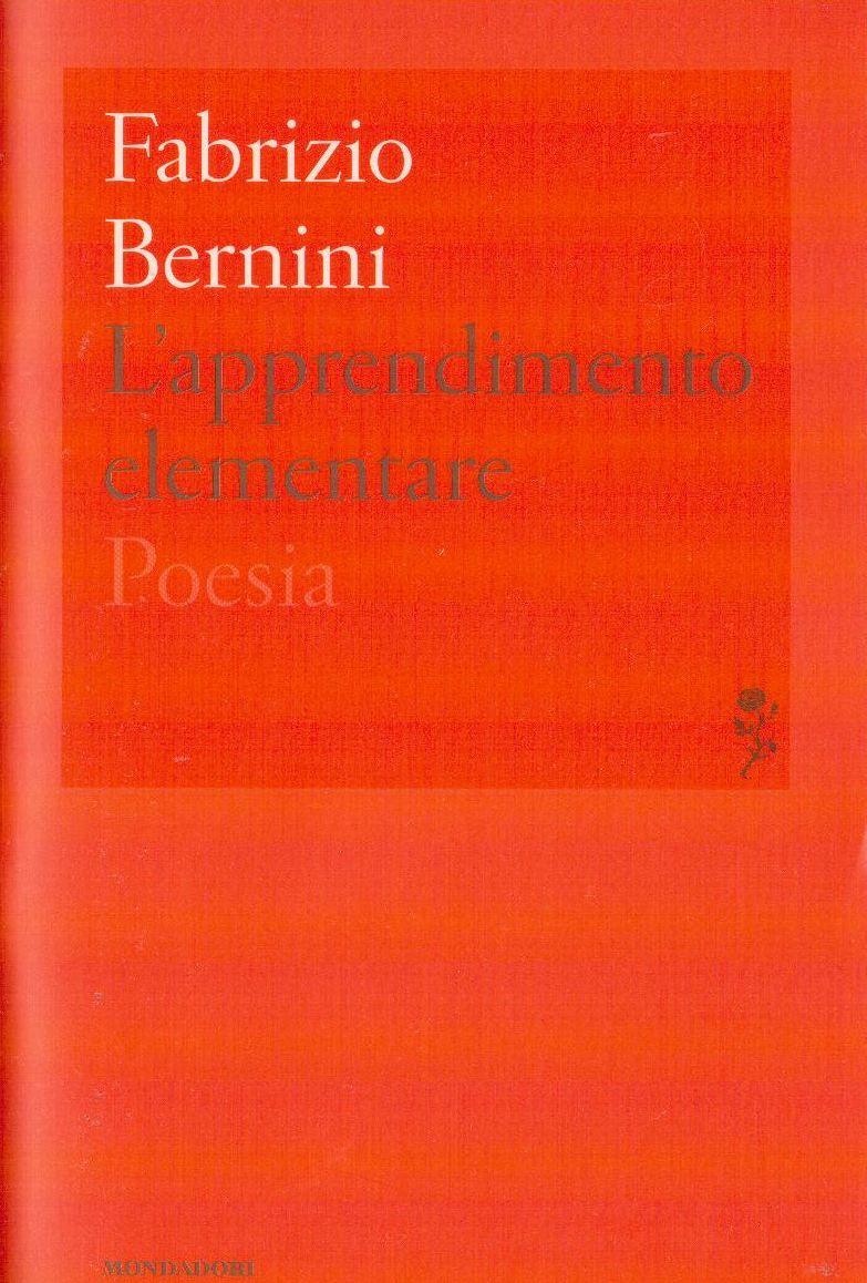 l apprendimento elementare di Fabrizio Bernini ed Mondadori