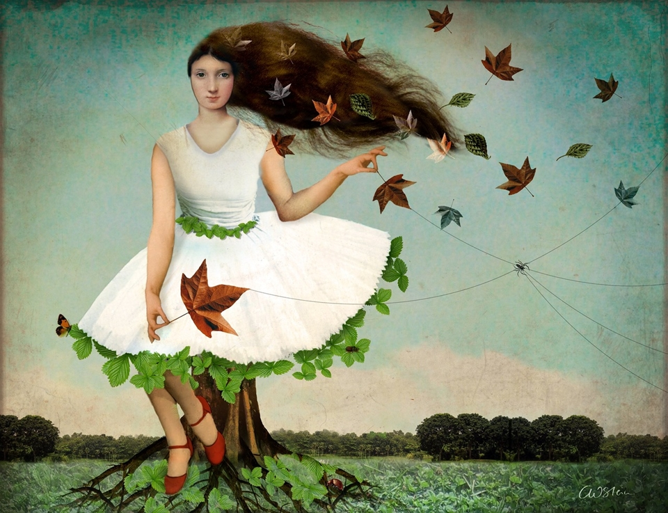 Catrin Welz-Stein - German Surrealist Graphic Designer - Tutt'Art@ (71)