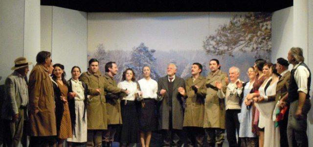 L'ULTIMA LETTERA[1] Dramma teatrale in tre atti ambientato nella Sicilia degli anni '40, scritto in dialetto messinese Autore: Giovanni Bucolo[2] L'ULTIMA LETTERA è un'opera teatrale in tre atti e con […]