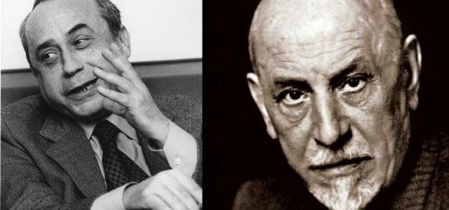 Ricorrenze quasi simili per due scrittori Maestro come pochi della prosa colta, nel bel discorso sul cinquantenario della morte di Luigi Pirandello letto a Palermo, Sciascia indica tre punti da […]