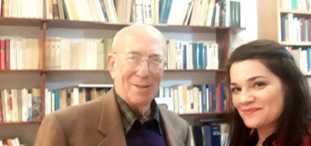 Intervista allo scrittore prof. Alfio Siracusano Abbiamo incontrato il Prof. Alfio Siracusano, emerito docente e preside a Lentini (Sr), nel suo studio ove ci ha accolti tra i molti libri […]