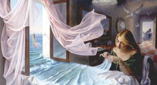 ORIGINE DELLE ONDE Il mare è la voce del cielo crollato nello schianto di una notte. Ghiacciato di stelle, si è sciolto al soffio caldo della prima aurora. Da allora, […]
