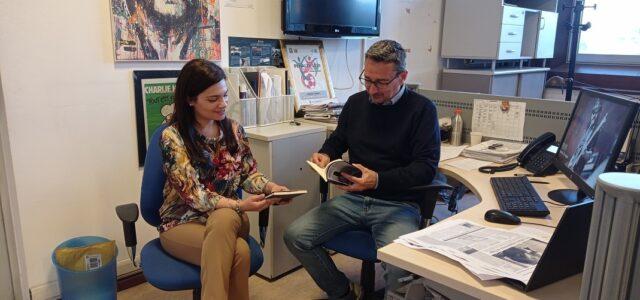 Abbiamo incontrato Leonardo Lodato presso il quotidiano La Sicilia dove è caporedattore della pagina culturale. Lo stesso ci ha narrato delle sue due grandi passioni, oltre alla scrittura: la musica […]